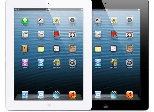 iPad 4 128 GB: What Apple is Aiming At?