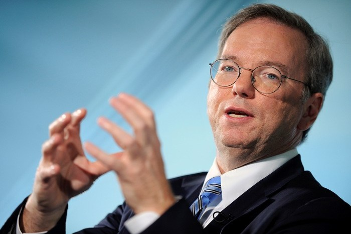 Schmidt: Google's Chrome, Android to Stay Separate