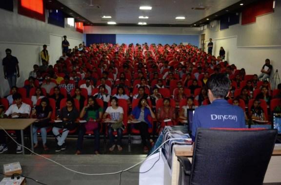 Dinesh@workshop