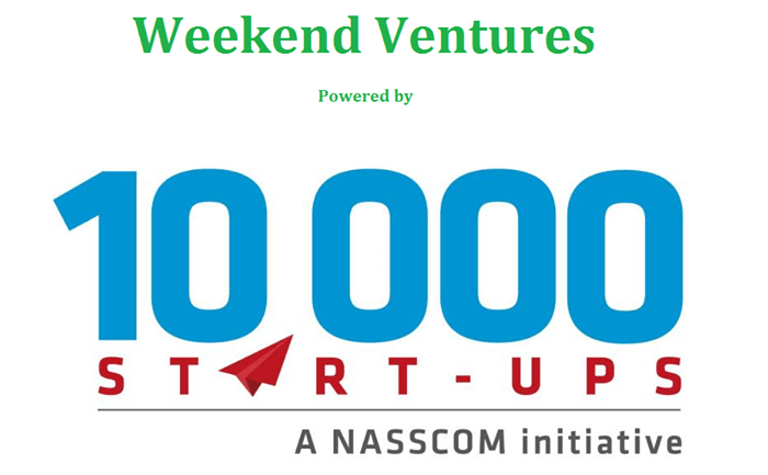 WeekendVentures - Launch a Startup Over a Weekend