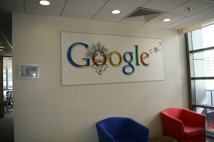 Google patents photo-capturing walking stick