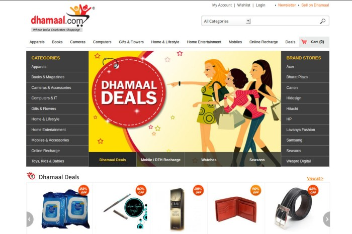 CCAvenue and BuildBazaar Team up to Launch Dhamaal.com