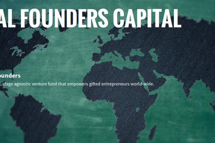 Global Founders Capital Announces their first 3 Investments