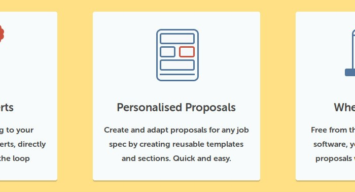 Nusii - Create Elegant and Ideal Proposals and Score Contracts