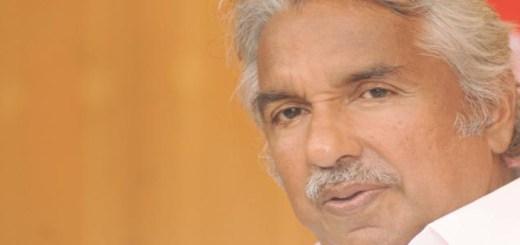 Kerala Oommen Chandy
