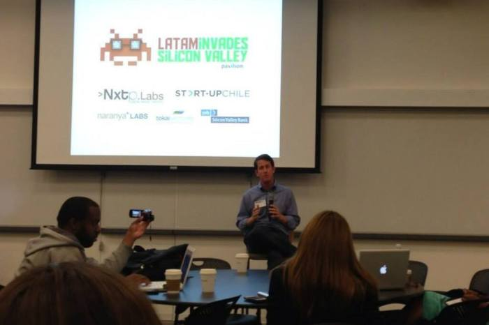 LatAm Invades Silicon Valley Conference helps startups to build network and reach available Capital - Ariel Arietta, CEO NXTP Labs