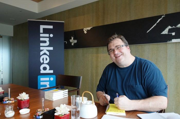 Overhaul the Degree Not just the Instruction - Reid Hoffman