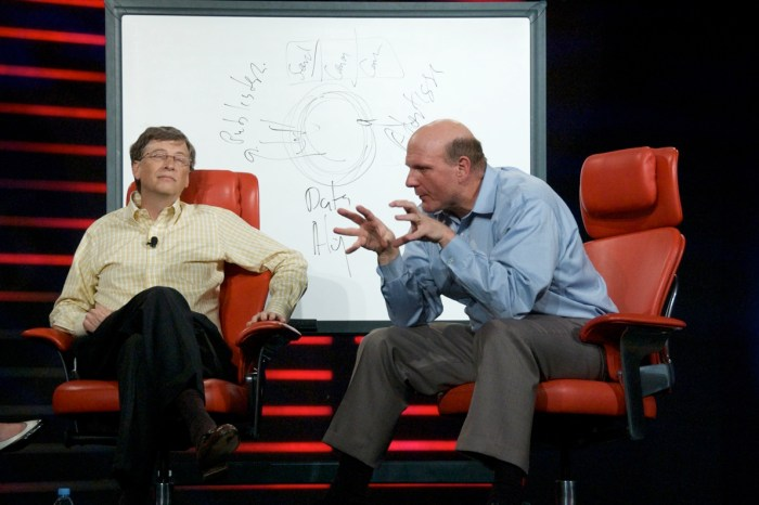 Investor's don't want Bill Gates on Board as Chairman
