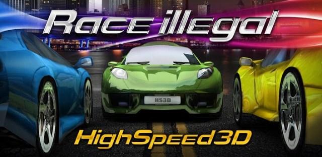Race Illegal