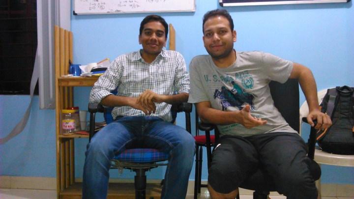 Simil Dutta and Kumar Kapil
