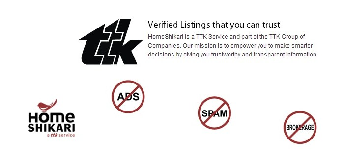 No brokerage, No Spam - Just Real Estate | HomeShikari.com