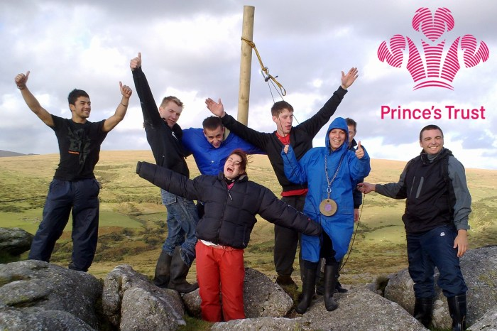 The Prince's Trust Rewards Young Business Minds