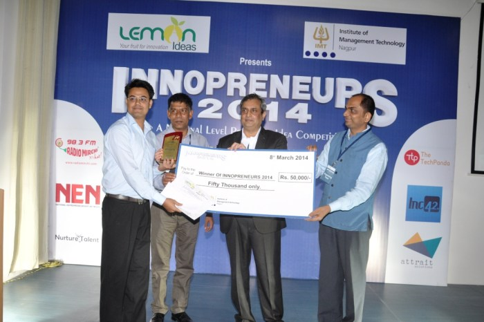 Innopreneurs 2014 : 8th March Event Coverage