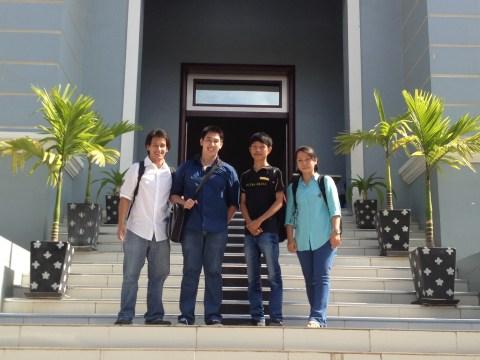 Team ArcHub Phnompenh