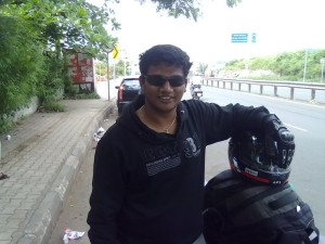 Nishant S Vispute.