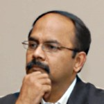 J Ramachandran, Co-founder and CEO Gramener
