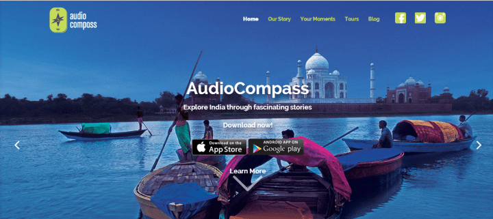 audiocompass