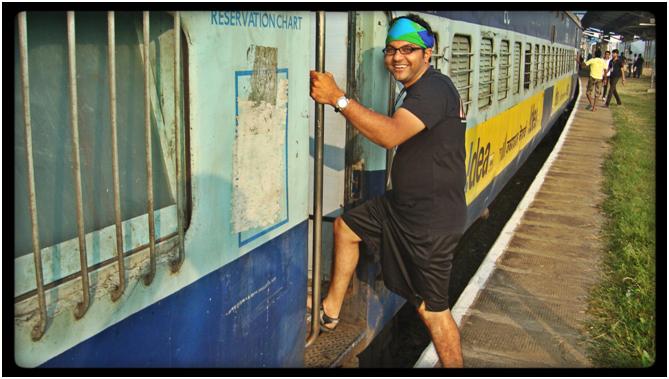 What takes me to Yuva Prerna Yatra 2014