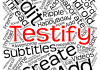 testify app review