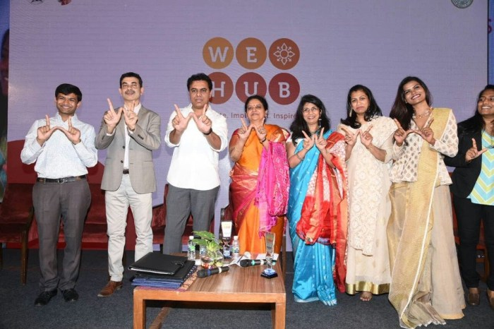 WE-Hub, India's First Government-led Incubator for Women Startups in Telangana