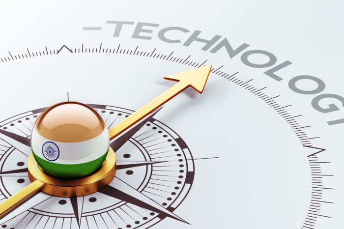 India Ranks Third as a Potential Market for Tech Breakthroughs