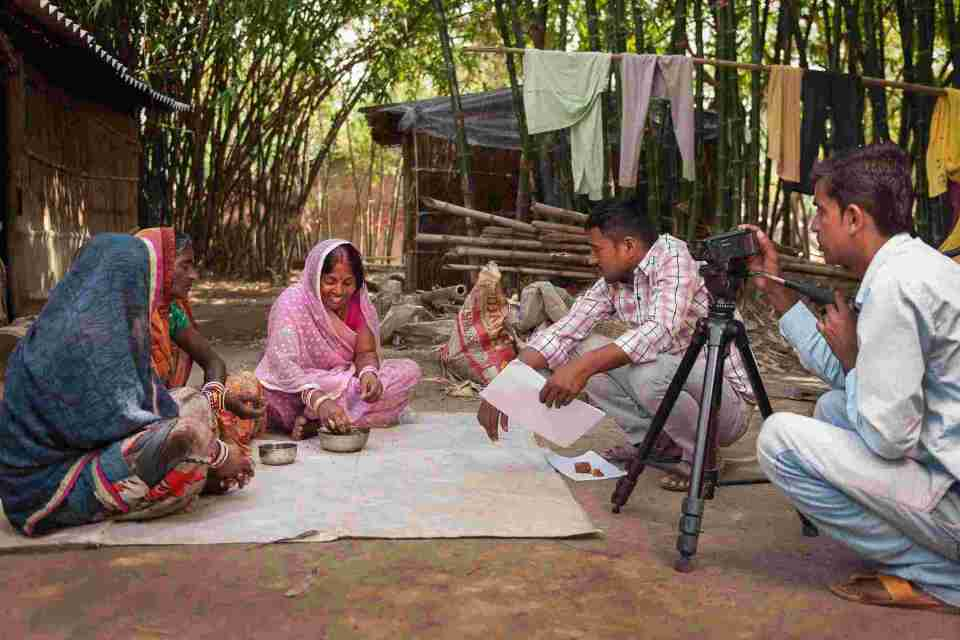 Digital Green's Revolution to Give Rural India a Voice