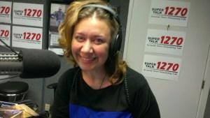 In-Studio Guest Josie Blaine