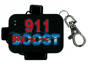 911Boost Device Battery Backup