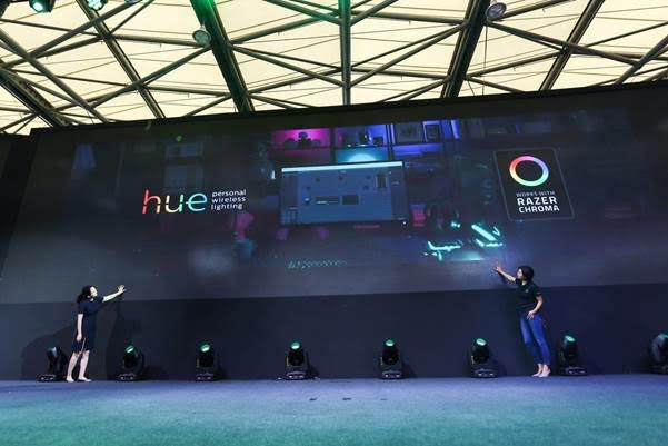 Razer partners with Philips to create a revolutionary