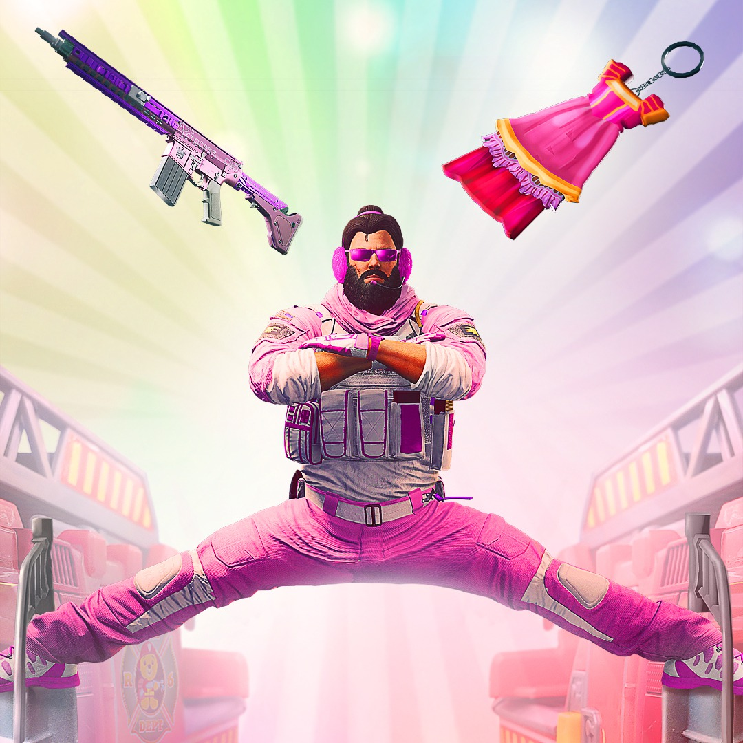 Rainbow Six Siege releases week-long April Fools' Day event