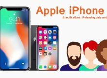 iPhone x Specifications, Releasing date and News updates