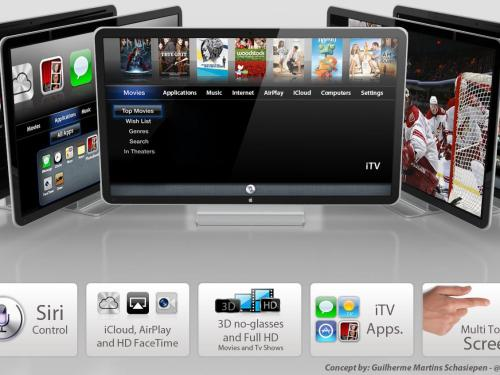 Apple Expected to Release an Ultra HD iTV; Mass Production could be an Issue