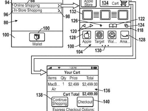 Patents Granted To Apple By USPTO On January 29, 2013