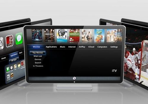 Source: Apple To Launch A Full-Fledged TV Set For Christmas