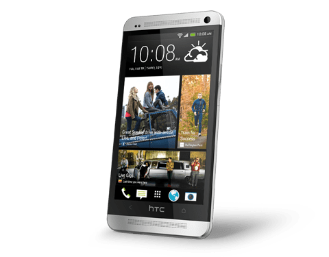 HTC Unveils The New HTC One