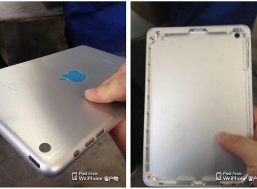 Purported Photos of Next Generation iPad mini Backplate