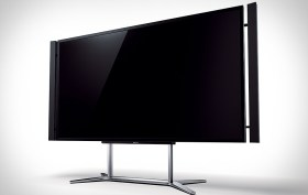 Sony's 84 in. Ultra HDTV