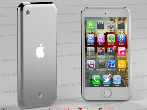 New iPod touch to have same size LCD with new iPhone