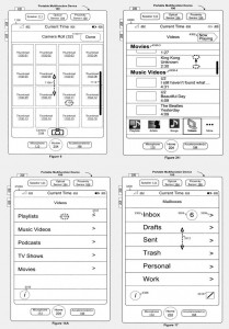 Apple granted patent for iOS interface