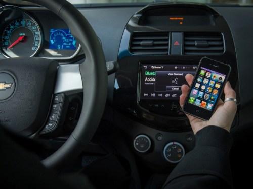 General Motors To Integrate Apple's Siri In New Chevrolet Models