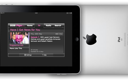 BBC Adding Download Functionality to iPlayer