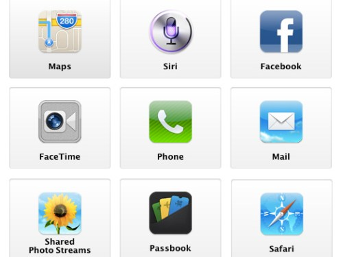 Apple: New iOS Apps [November 22, 2012]