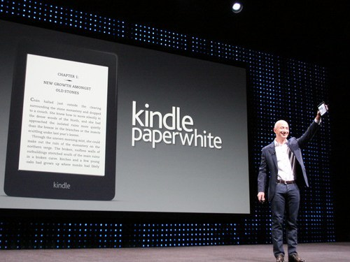Rumour: Pre-order for Amazon's Kindle Paperwhite to Start on April 16 in China?