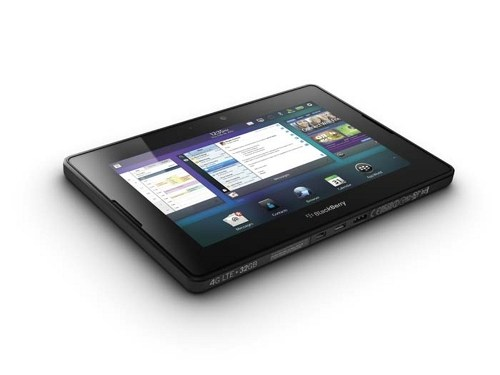 RIM: BlackBerry PlayBook 4G LTE tablet to be release in Canada on 9th