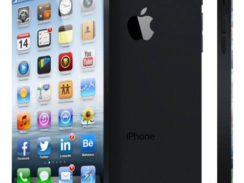 Next-Gen iPhone to have Slimmer Screen Frame and 1.5 million Pixels Display [Rumor]