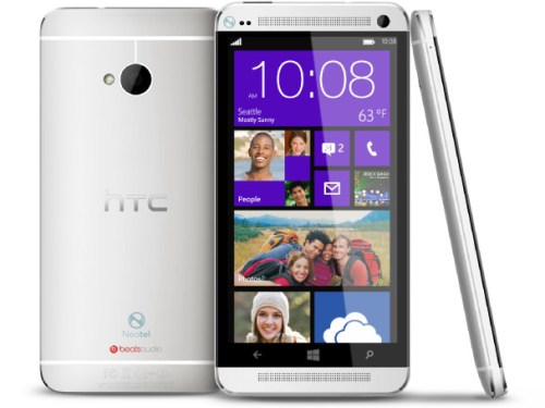 HTC to Bring Windows Phone 8 OS to HTC One Variant, Says Source