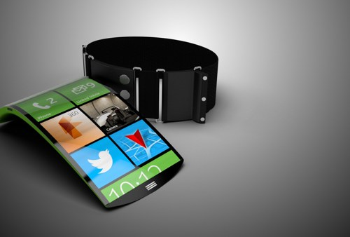 The Hook: A Wearable Smartphone by Mindaugas (Gus) Petrikas