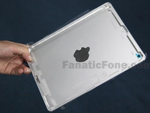 Leaked Photos of iPad 5 Rear Panel Surface