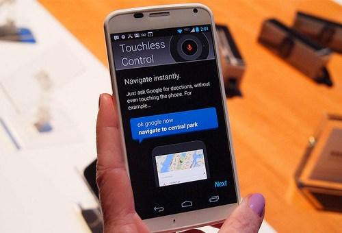 Hello, Moto: Google Introduces Motorola Moto X