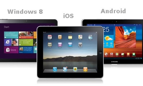 IDC: Middle East & Africa Tablet Market Surpasses Portable PC Market for First Time